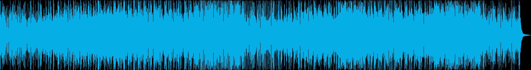 企業VP向け軽やかバイオリンPOPSの再生済みの波形