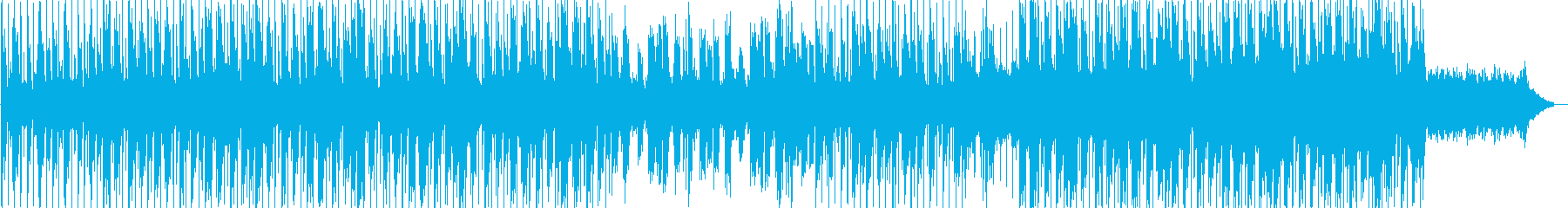 ラウンジ、チルアウト。イビサでの一...の再生済みの波形