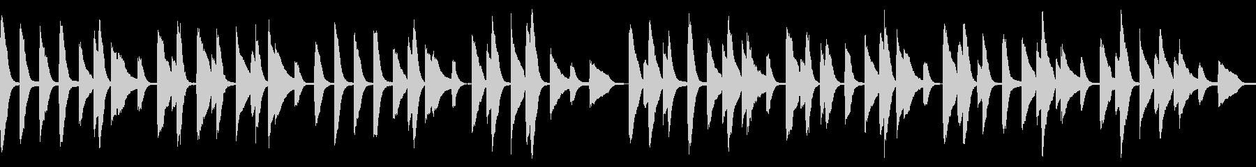 ループ可 ほのぼの料理・犬・散歩・日常の未再生の波形