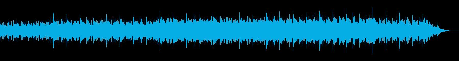 Calm CM short drum no future's reproduced waveform