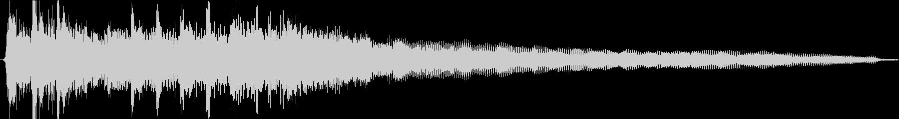 Upbeat vintage pop's unreproduced waveform