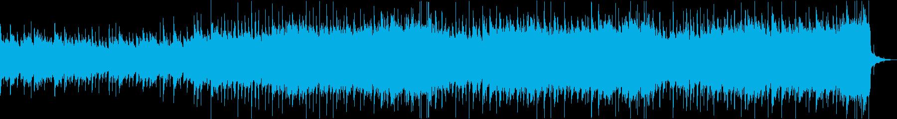 爽やか軽快ノスタルジックCMアコギ曲bの再生済みの波形