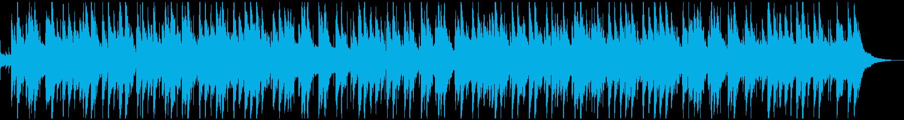 生演奏・クリスマス定番曲ジャズアレンジの再生済みの波形