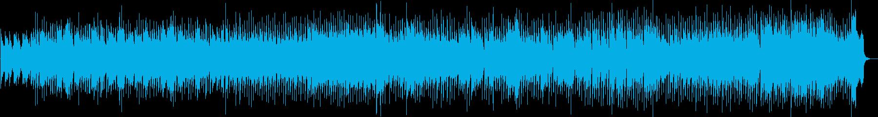 メランコリックなスイングジャズ約3分半の再生済みの波形