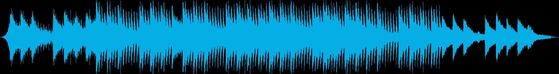 【コーポレート】幻想的・やさしく美しい③の再生済みの波形