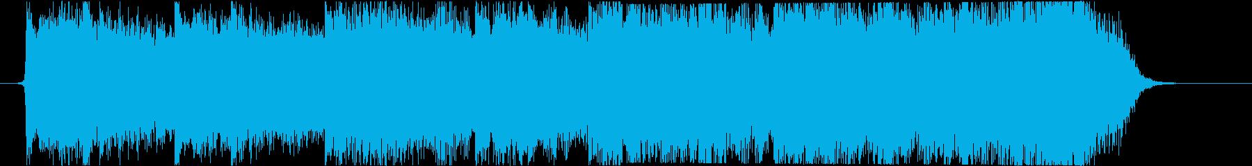 法人 センチメンタル 感情的 説明...の再生済みの波形