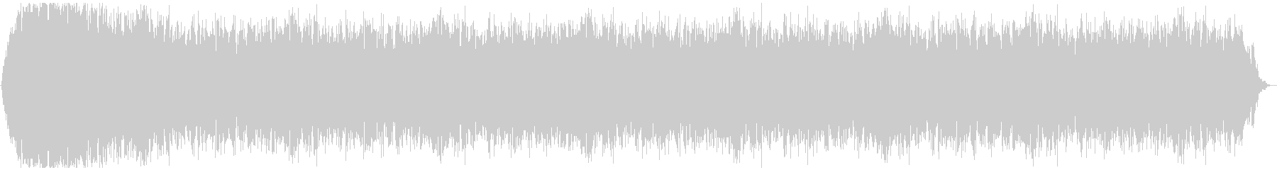 ドローン ストームロー03の未再生の波形