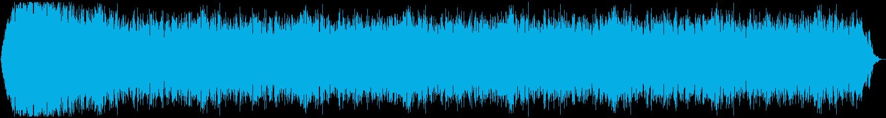 ドローン ストームロー03の再生済みの波形