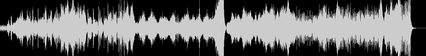 オーケストラ 序章 No Perc.の未再生の波形
