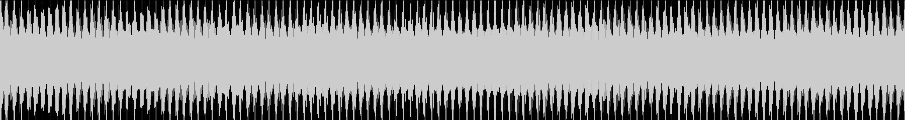 レーザー、カウンター演出などの未再生の波形