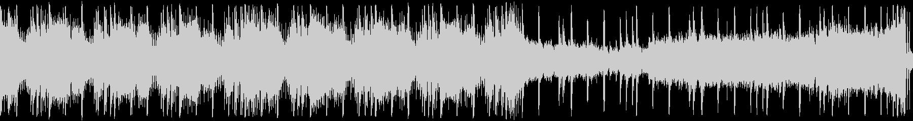 【ループ/メロなし】迫力ストンプアンセムの未再生の波形