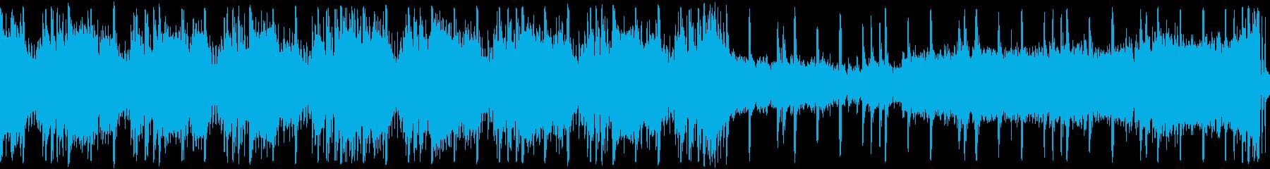【ループ/メロなし】迫力ストンプアンセムの再生済みの波形