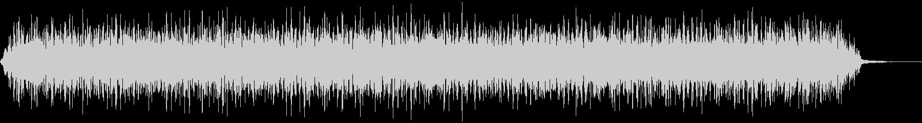 【アンビエント】ドローン_52 実験音の未再生の波形