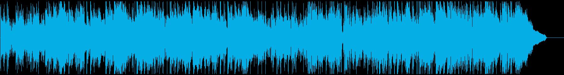 ジングルベル/ボサノバクリスマス※鐘なしの再生済みの波形