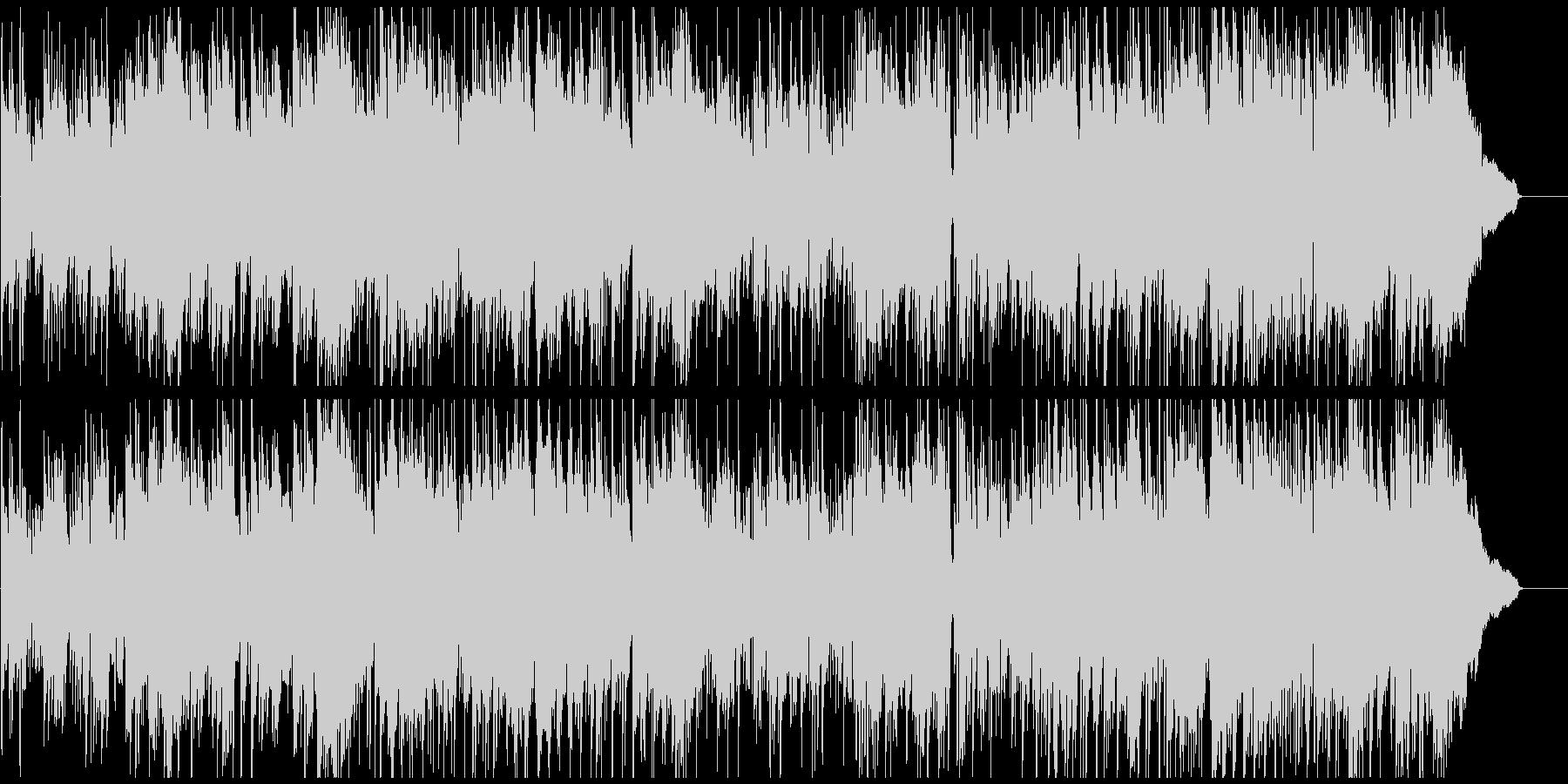 ジングルベル/ボサノバクリスマス※鐘なしの未再生の波形