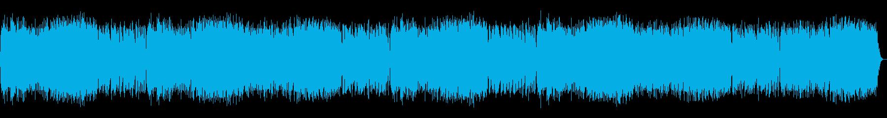 トランペットとフルートのメロディ、...の再生済みの波形
