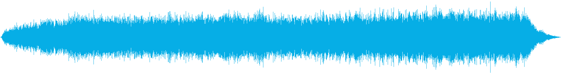 ドローン 微妙な脅威01の再生済みの波形