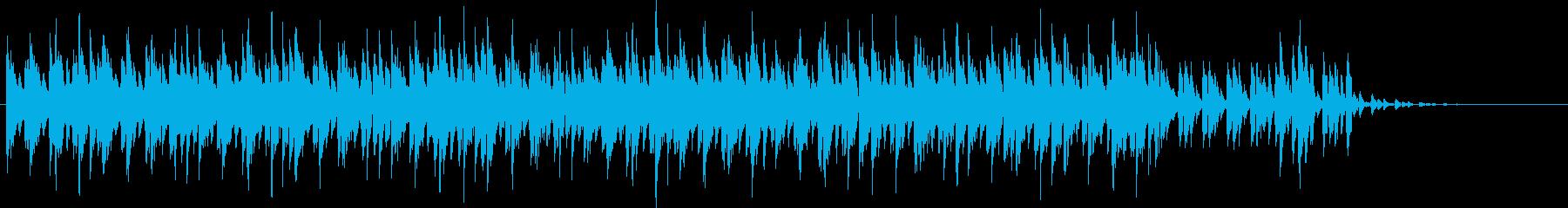 【クリスマス曲アレンジ】もろびとこぞりての再生済みの波形