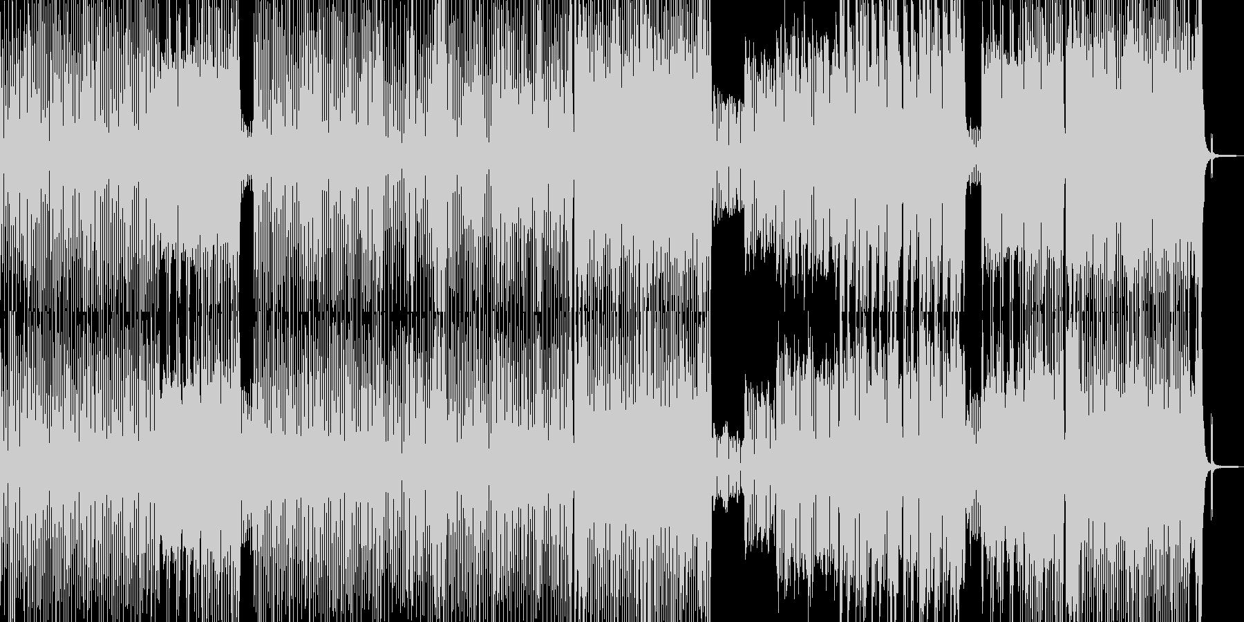 ○oお菓子の国・パステル調ポップo○の未再生の波形