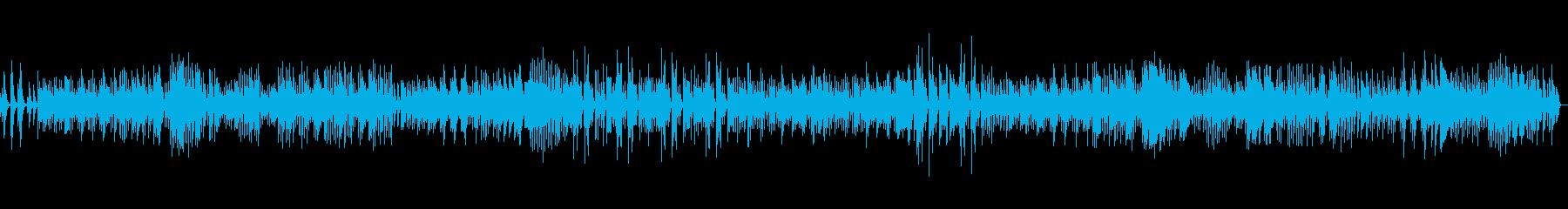 ジュ・トゥ・ヴー_オルゴールver.の再生済みの波形