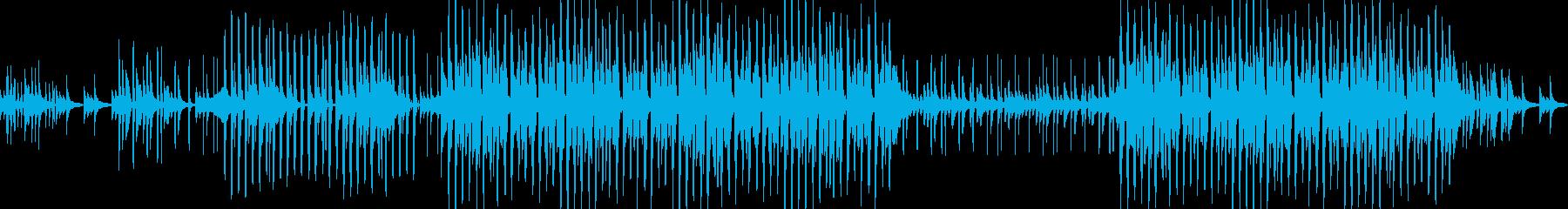 ティーン アクティブ 明るい ほの...の再生済みの波形