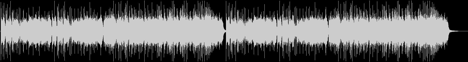 オルゴール&弦の切ない小曲の未再生の波形