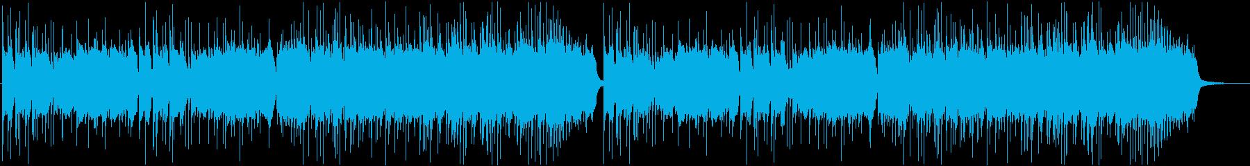 オルゴール&弦の切ない小曲の再生済みの波形