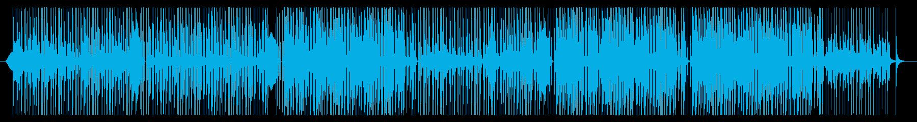 レゲトン、ラテン、ダンス系の再生済みの波形