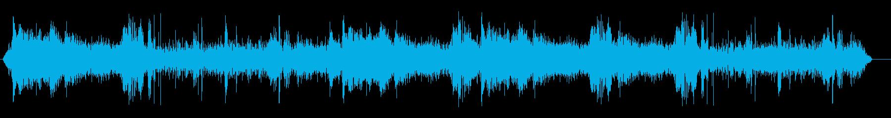 実験室低温学研究室の再生済みの波形