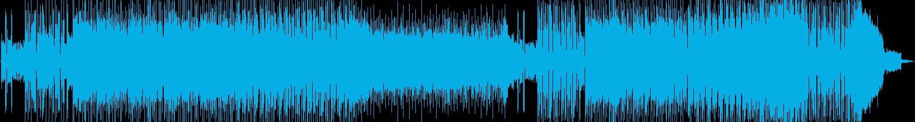 ギターロックリフ。現状。の再生済みの波形