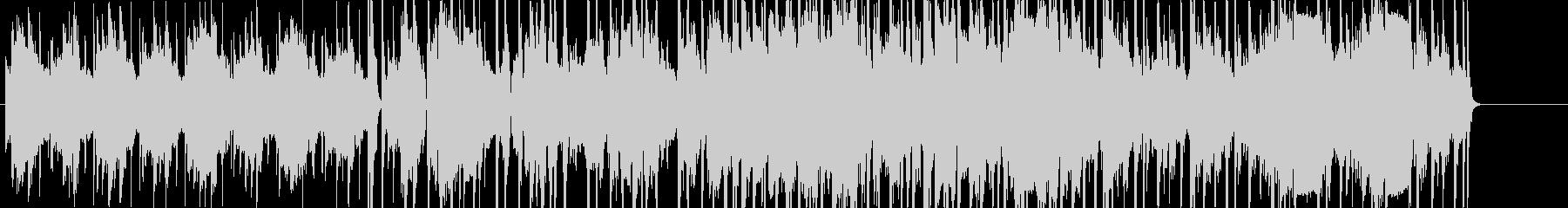 toueiの未再生の波形