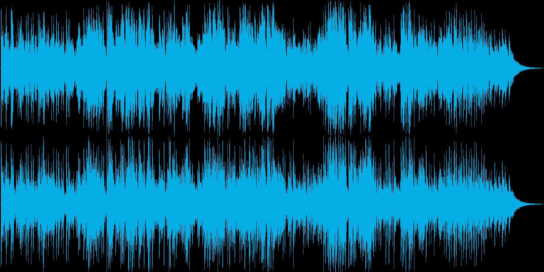 ピアノインスト曲です。いろんな場面で想…の再生済みの波形