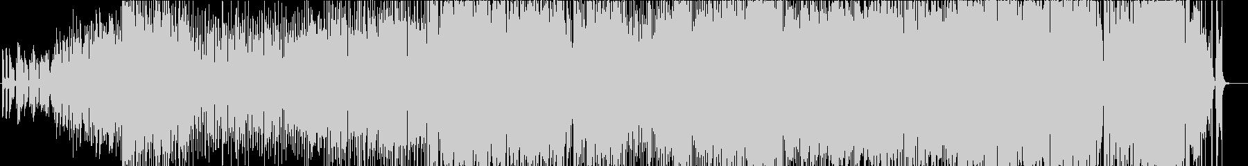 クラシックの練習曲の様なメロのjazzの未再生の波形