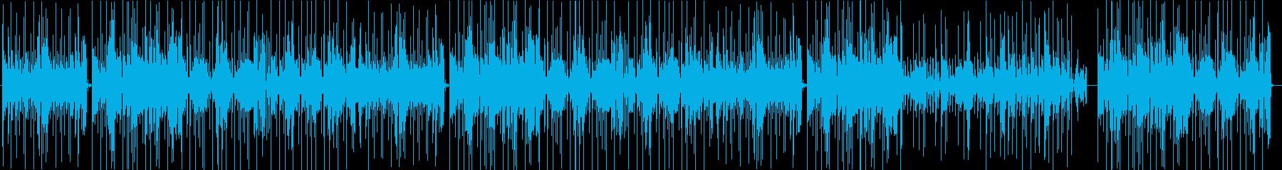 中毒性のあるHipHopサウンドの再生済みの波形