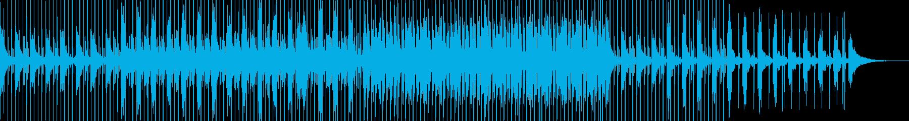 Positive Pop の再生済みの波形