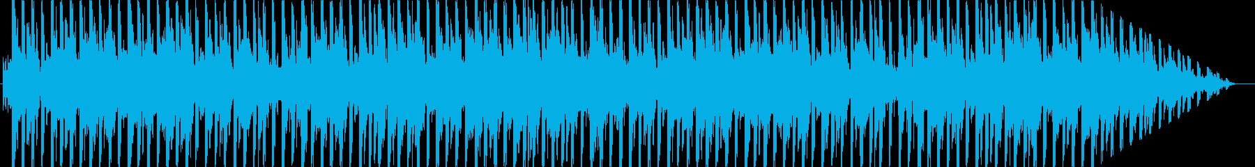 ポップ。 80年代のキャッチー。の再生済みの波形