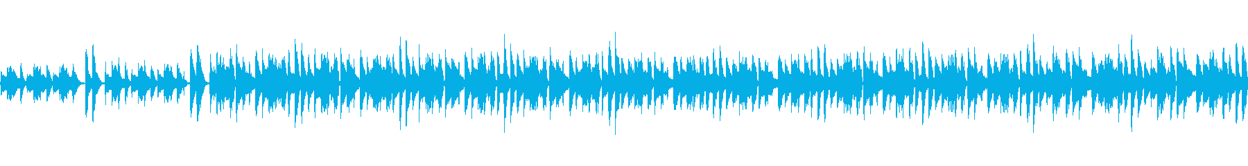 弾力のあるラグタイム/バーレスク、...の再生済みの波形