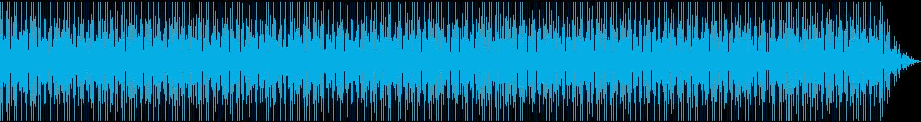 シンプルでオシャレなクラップとストンプの再生済みの波形