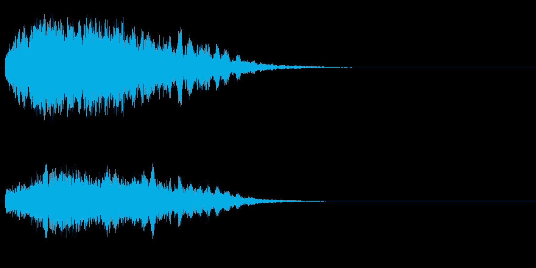 浮遊 神秘 幻想 不思議 雪 宇宙 深海の再生済みの波形