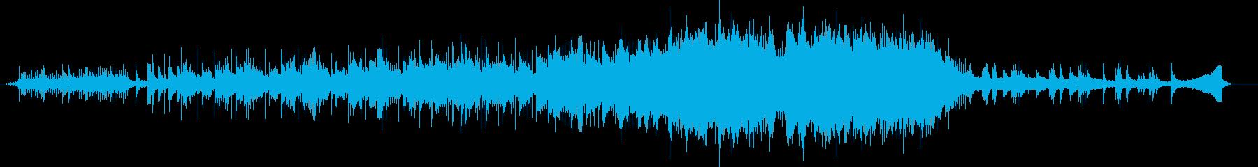スローなメモリアル・ラブ・バラードの再生済みの波形