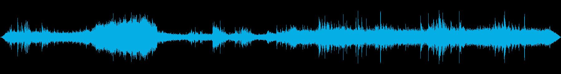 機械 ガベージコレクション02の再生済みの波形
