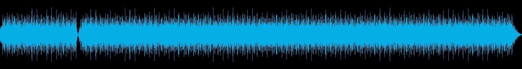 手品、マジックのBGMの再生済みの波形