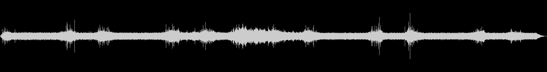 [ASMR]昆虫などが鳴いている森_06の未再生の波形