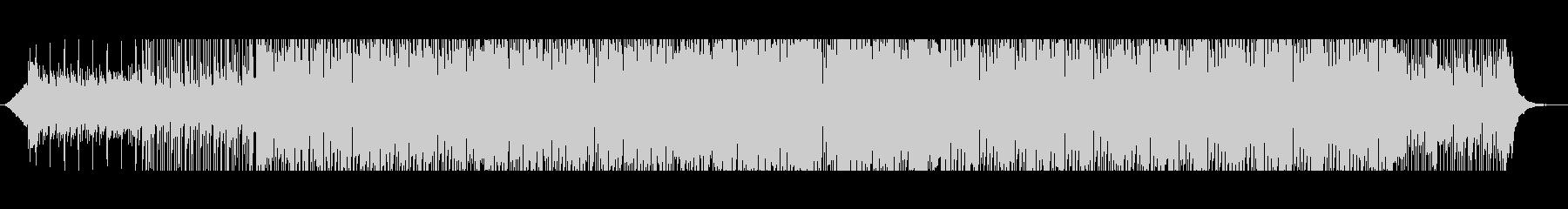 オリエンタルの未再生の波形
