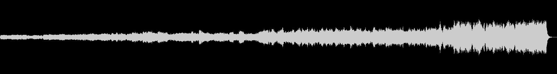 教会管オルガン:キヤノンD; PA...の未再生の波形