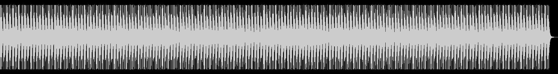 工場的ビート2の未再生の波形