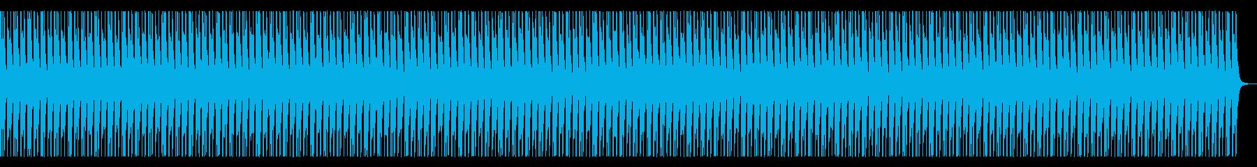 工場的ビート2の再生済みの波形