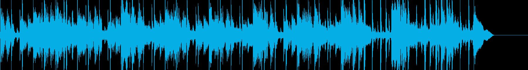 このテックグルーブのファンキーなク...の再生済みの波形