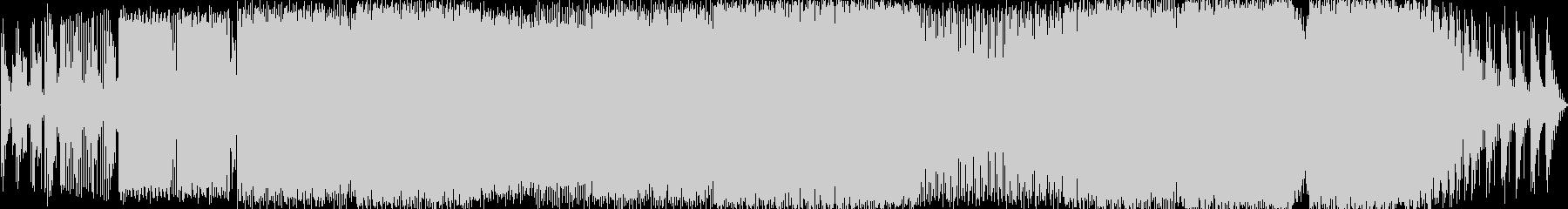 エレクトロニック サスペンス ad...の未再生の波形