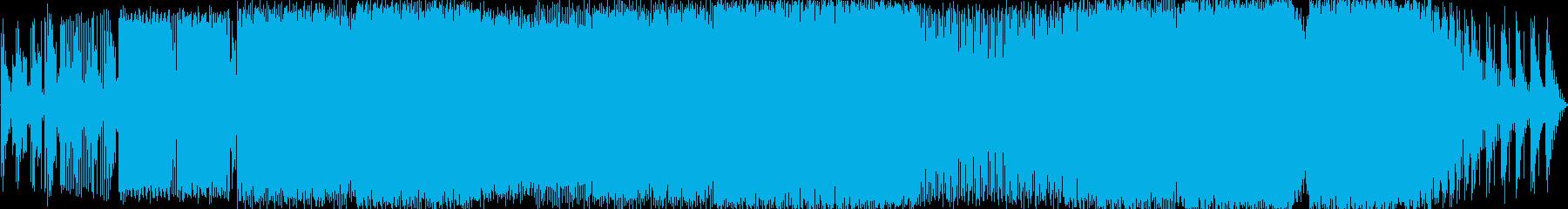 エレクトロニック サスペンス ad...の再生済みの波形